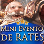 Mini eventos de rates